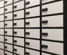 lockers voor laptops
