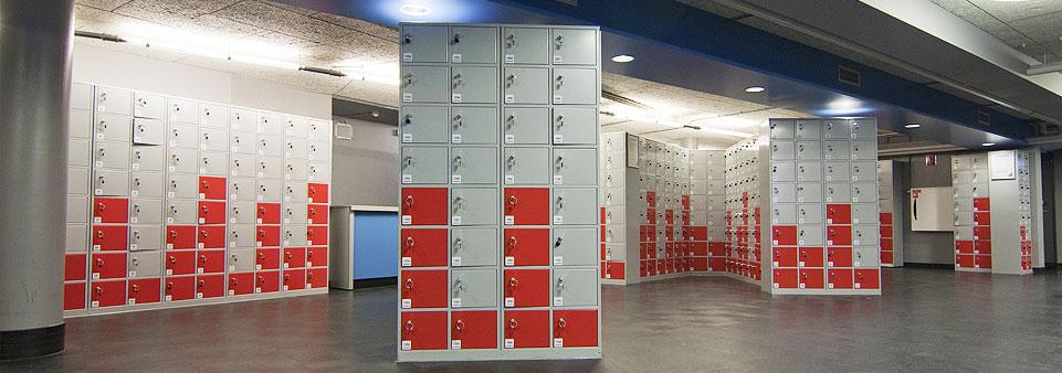 standaard lockers